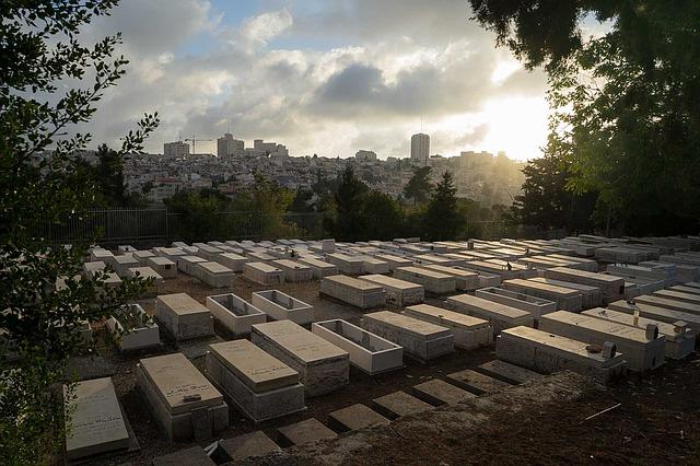 שירותי קבורה בירושלים